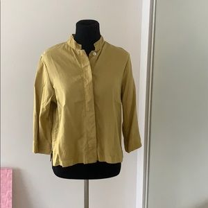Bryn Walker button down top size M